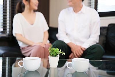 結婚相談所で出会う男性はやっぱり本気度が違うイメージ画像